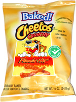 Baked Cheetos Crunchy Flamin' Hot