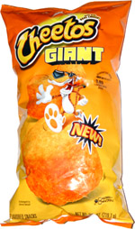 Giant Cheetos