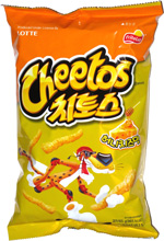 Cheetos Honey (Korea)