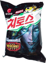 Korean Cheetos