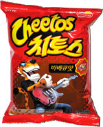 Cheetos Korean BBQ