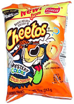 Cheetos Mystery Colorz X's & O's