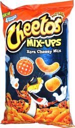 Cheetos Mix-Ups Xtra Cheezy Mix