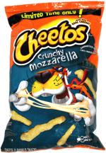 Cheetos Crunchy Mozzarella