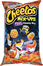Cheetos Mix-Ups PX41 Limited Edition Cheezy Mix
