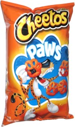 Cheetos Paws