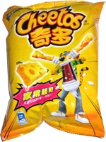 Cheetos Homemade Cheese