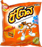 Cheetos from Thailand