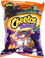 Cheetos Twisted Star Wars Episode III