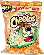 Cheetos Whirlz