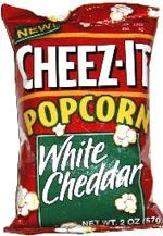 Cheez-It White Cheddar Popcorn