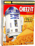 Cheez-It Star Wars Episode III Limited Edition