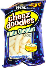 Wise Cheez Doodles White Cheddar