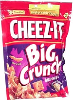 Cheez-It Big Crunch Baked Snack Mix