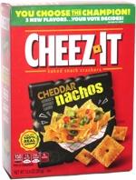 Cheez-It Cheddar Nachos
