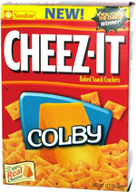 Cheez-It Colby