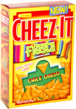 Cheez-It Fiesta Chile Queso