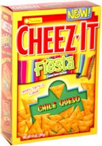 Cheez-It Fiesta Chile Queso