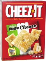 Cheez-It Italian Four Cheese