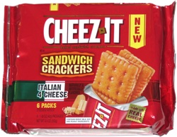 Cheez-It Cracker Sandwiches Italian 4 Cheese