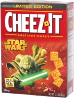 Cheez-It Star Wars Limited Edition