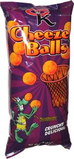 CK Cheeze Balls