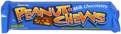 Chew-ets Peanut Chews Milk Chocolatey