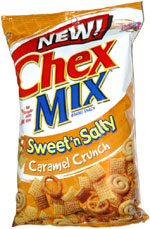 Chex Mix Sweet 'n Salty Caramel Crunch