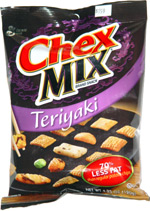 Chex Mix Teriyaki