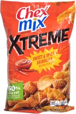 Chex Mix Xtreme Sweet & Spicy Sriracha