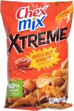 Chex Mix Xtreme Sweet & Spicy Sriracha