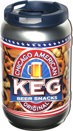 Keg Beer Snacks