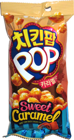 Chicken Pop Sweet Caramel