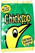 Chickpop Chicken Flavour
