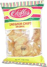 Chifles Cassava Chips Original