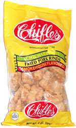 Chifles Chicharrones Fried Pork Rinds Smokehouse Flavor