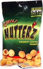 Chili Nutterz Crunchy Coated Peanuts