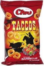 Chio Taccos Texas Barbecue Flavor