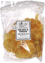 Chip Peddler Sea Salt & Vinegar Dark Potato Chips
