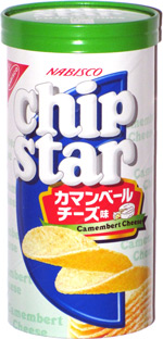Nabisco Chip Star Camembert Cheese
