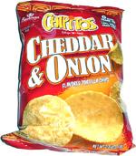 Chipitos Cheddar & Onion Tortilla Chips