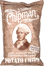 Thomas Chipman Lightly Salted Potato Chips