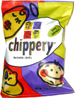 Chippery Spicy Jalpeneo Potato Chips