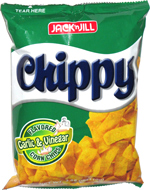 Chippy Garlic & Vinegar Corn Chips