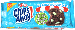 Chewy Chips Ahoy! Ice Cream Creations Mint Chocolate Chip