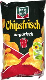 Chipsfrisch Ungarisch