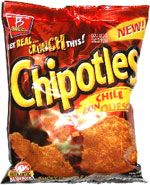 Barcel Chipotles Chile Con Queso Corn Crisps