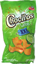 Choclitos Limón