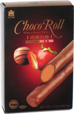Choco Roll Strawberry