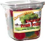 Christopher's Assorted Fruit Jellies